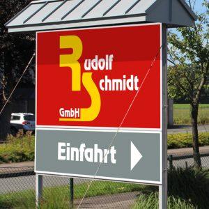 Einfahrt - Knetterhauser Str.